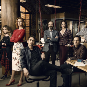 Interview: 'Halt And Catch Fire' Creators Embrace The '90s In Season Four
