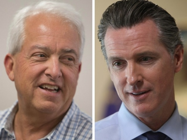 How The Two Guys Running For Governor Want To Bring Back The California Dream