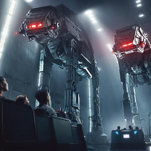Disneyland's Next Star Wars Ride Is Coming -- But Not Until January