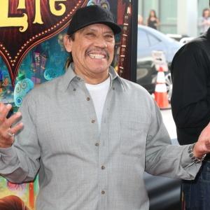 Danny Trejo Opens New Cantina In Pasadena