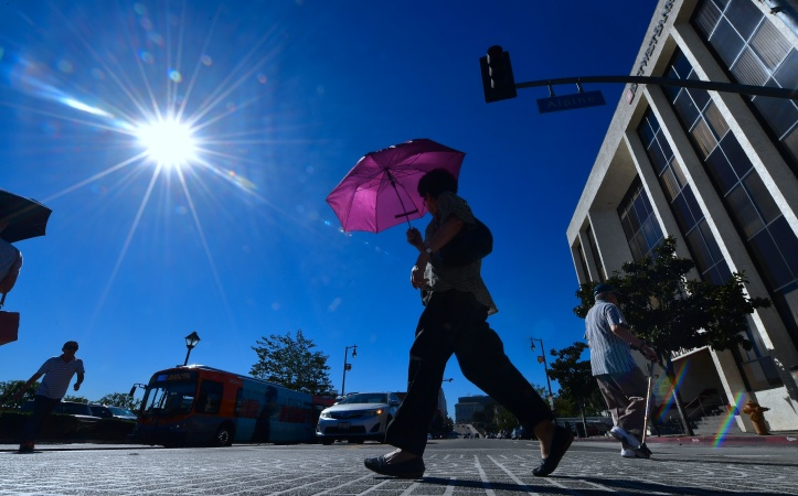 4 Inches Of Rain Is All LA Got Last Year