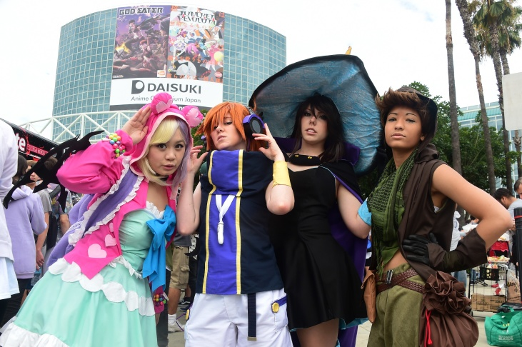 Dtla S Anime Expo S Still Happening This 4th Of July Weekend