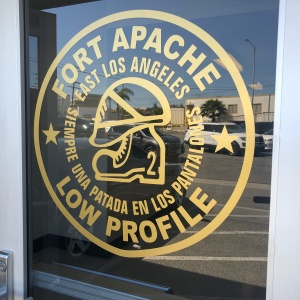A Controversial East LA Sheriff's Station Logo Was Banned. Sheriff Villanueva Just Brought It Back