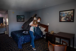 Project Roomkey Has Placed 9,400 Homeless People Into Temporary Hotel Rooms. Now What?
