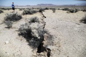 Yes, The 5.5 Earthquake You Felt Was A Ridgecrest Aftershock