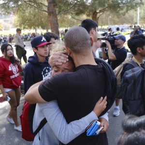 Saugus High School Shooting In Santa Clarita: Teen Girl And Boy Dead, Alleged Shooter In 'Grave Condition'