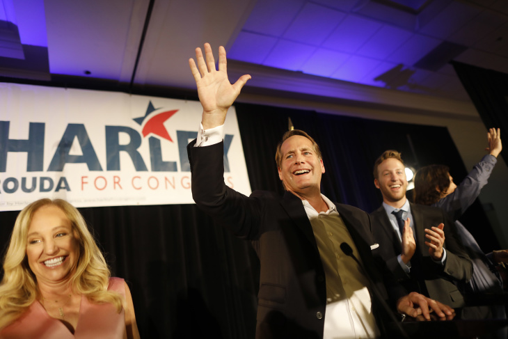Dana Rohrabacher loses OC seat to real estate executive