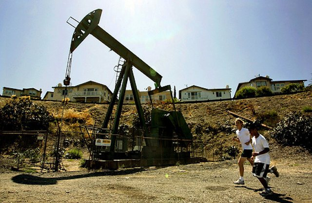 Taxing L A 's Black Gold Could Make the City Millions: LAist