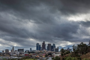 LA Welcomes The Winter Solstice With Wet Weekend Weather