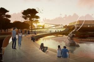 Winning Design Chosen For Reimagined, Revamped La Brea Tar Pits