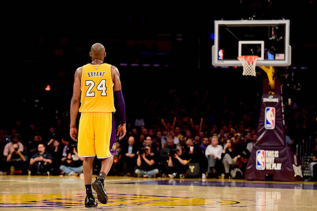 Mamba Out:' Kobe Bryant Ends NBA Career