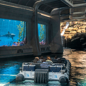 We Rode Universal's New Jurassic World Ride. Here's What's Gone And What's Great