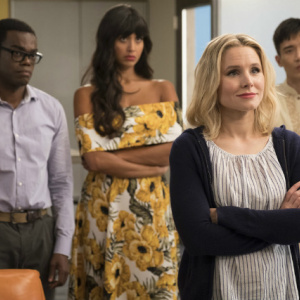 Interview: Creator Mike Schur On The Rules Of 'The Good Place' & Blowing Up The Space/Time Continuum