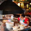 Inside The 'Casablanca'-Themed Restaurant In Venice