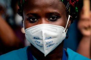As A Black Nurse At The Pandemic's Frontlines, I've Had A Close Look At America's Racial Divisions