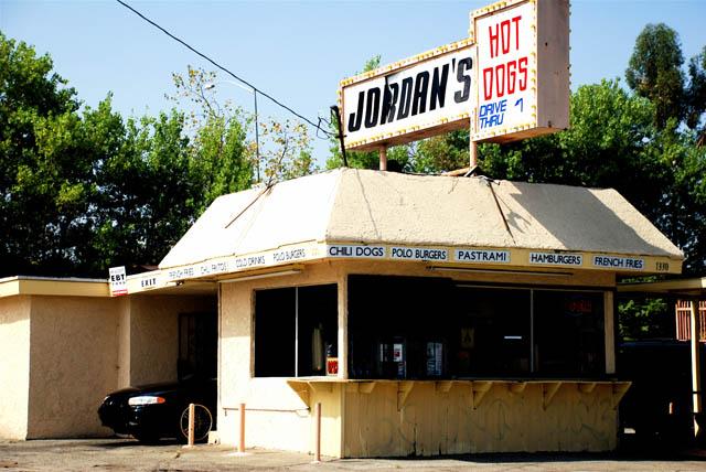Drive Thru Hot Dogs