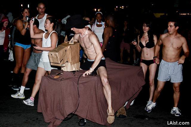 Underwear Jockey
