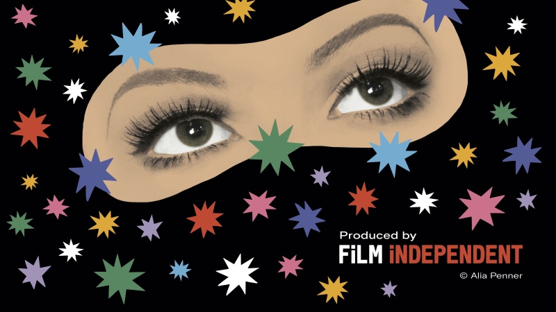 LA Film Fest's 2018 Poster Is A Whimsical Vintage Dream