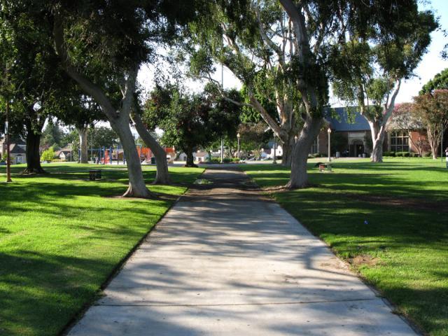 LA High Memorial Park