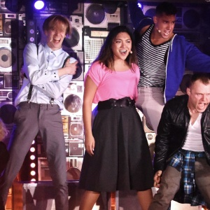 All Your Favorite '80s Movies Have Been Mashed Into One Koreatown Stage Show