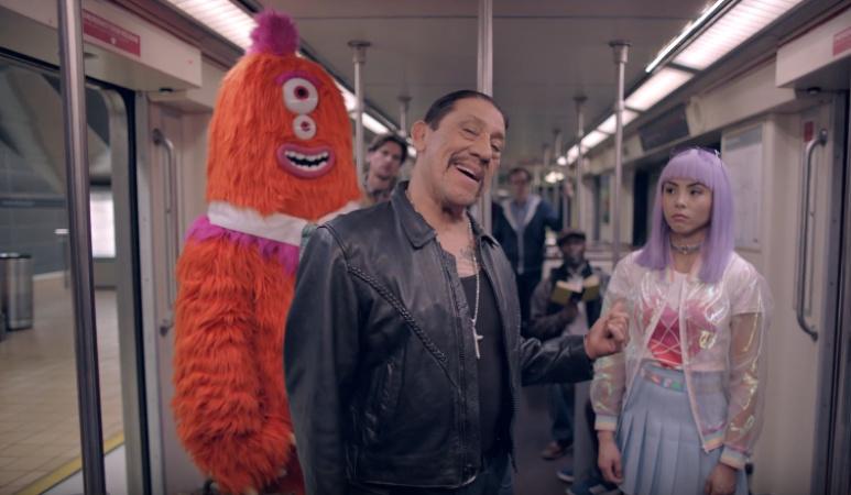 LA Metro Released More Rider Etiquette PSAs. They Are Still Bananas. Now With Danny Trejo