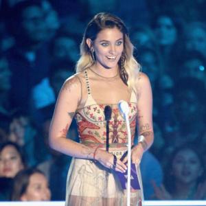 Paris Jackson Denounces 'Nazi White Supremacist Jerks' At MTV VMAs