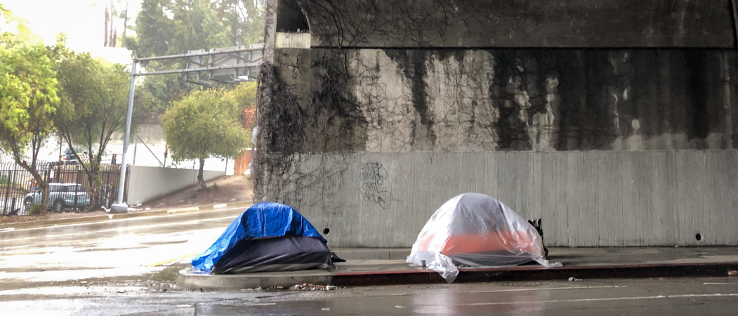How LA Is (Or Is Not) Protecting Homeless People From Coronavirus